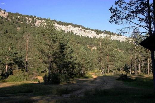 En la cuenca del alto Tajo.