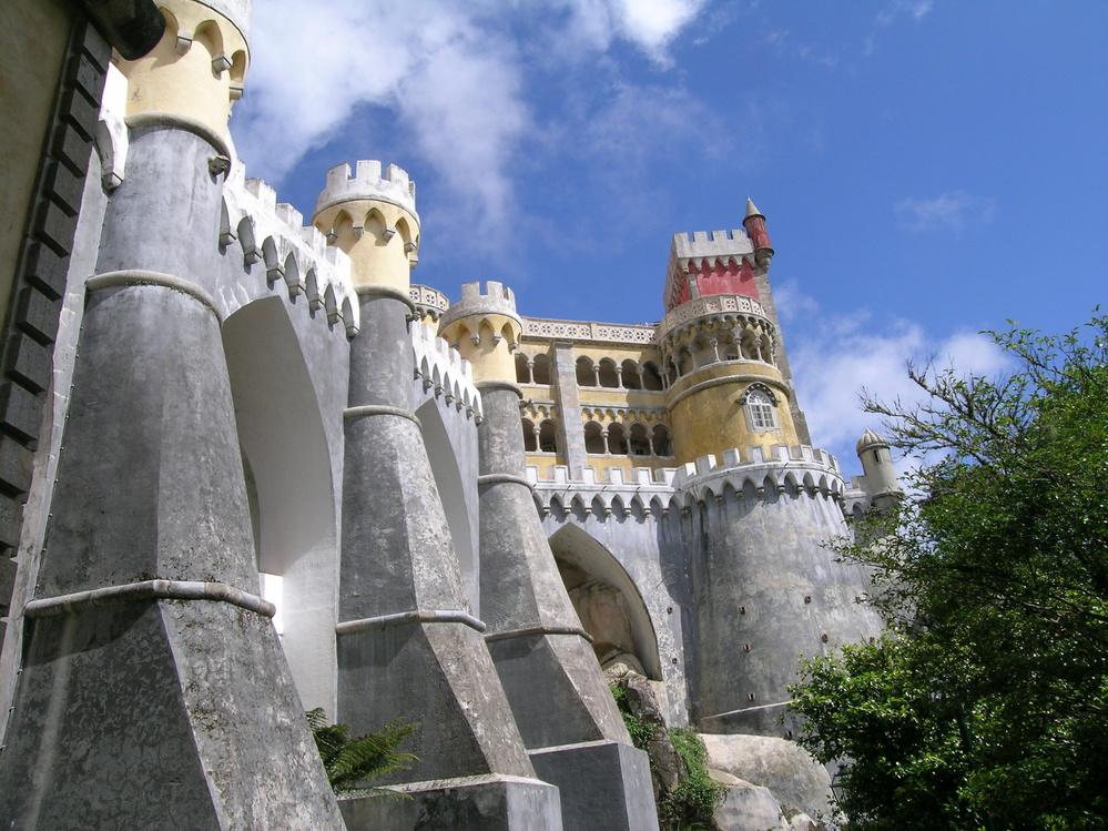 Palácio Nacional da Pena. (Portugal)
