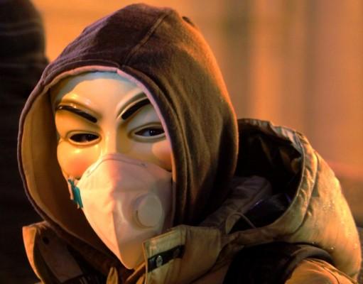 La mirada de un anónimo.