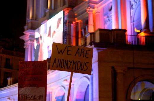 Somos anónimos.