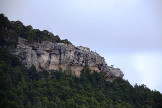 Riscos del Alto Tajo.