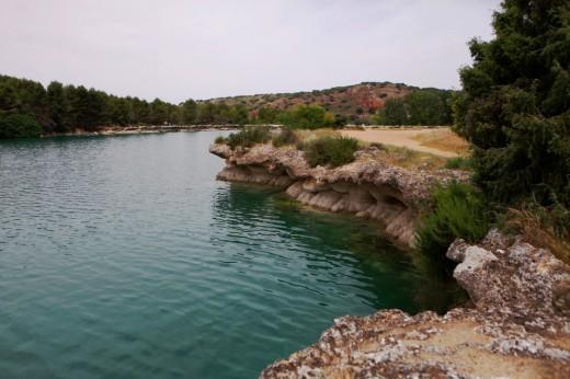 Laguna de Ruidera.