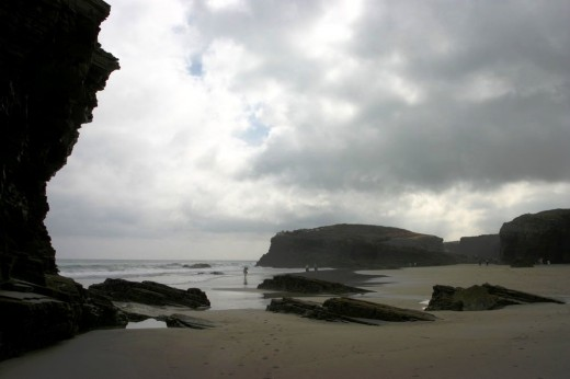 Baja Mar (Playa de las catedrales)