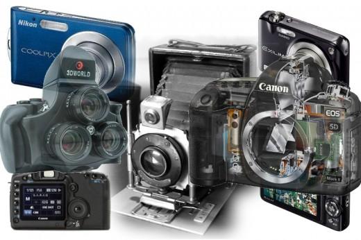 ¿Qué cámara de fotos elegir?