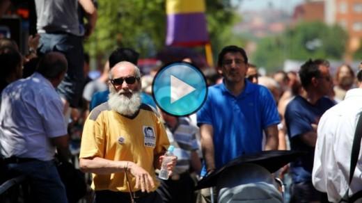 Fotos manifestación del 19j en Madrid.