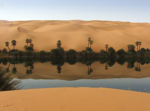 16 lagos que cuesta creer que existen