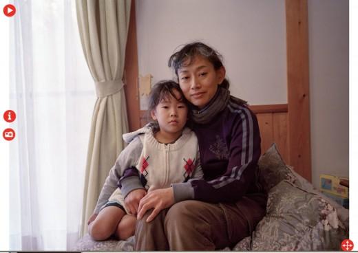 Los rostros de Fukushima